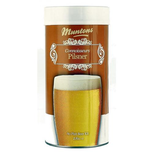 Muntons Connoisseurs Pilsner Home Brew Kit