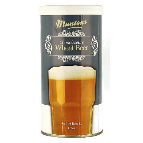 Muntons Connoisseurs Wheat Beer Home Brew Kit