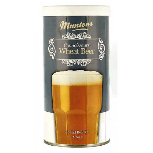 Muntons Connoisseurs Wheat Beer Home Brew Kit