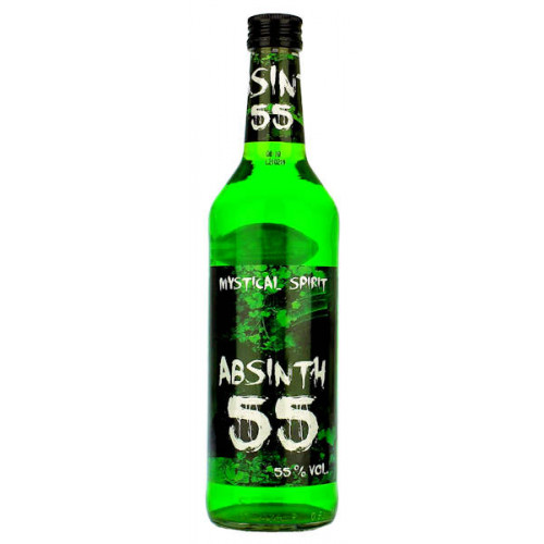 Mystical Spirit Absinth 55
