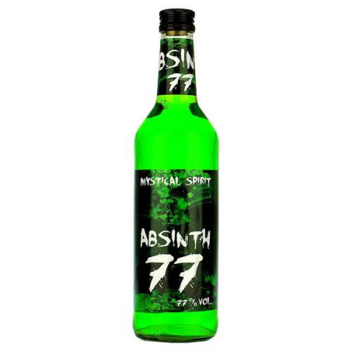 Mystical Spirit Absinth 77
