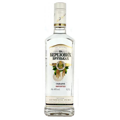 Na Beryozovikh Brunkakh Pure Vodka