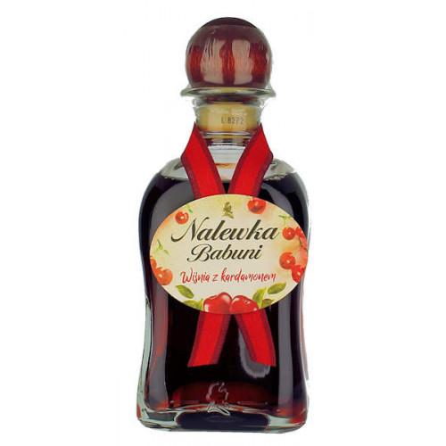 Nalewka Babuni Wisniowa z Kardamonem (Cherry with Cardamom) 500ml