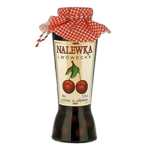 Nalewka Lwowecka Cherry Liqueur 500ml