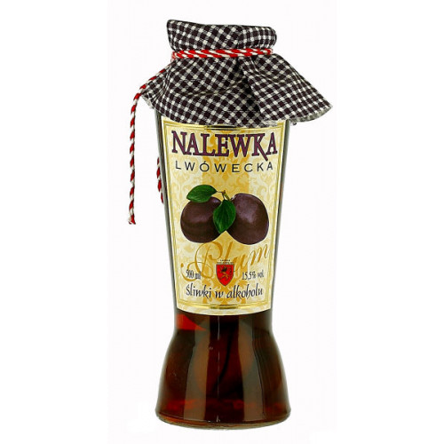 Nalewka Lwowecka Plum Liqueur 500ml
