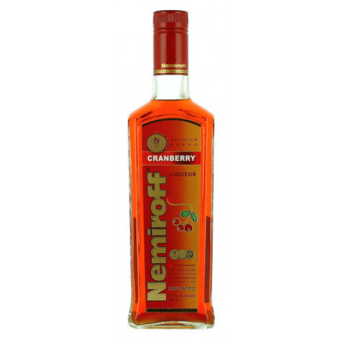 Nemiroff Cranberry Vodka 700ml