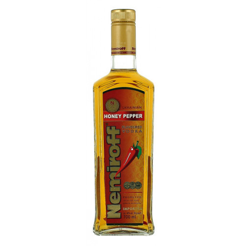 Nemiroff Honey Pepper Vodka 700ml