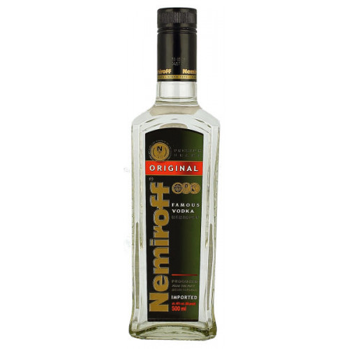Nemiroff Original Vodka 500ml