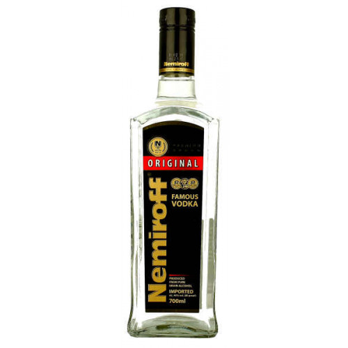 Nemiroff Original Vodka 700ml