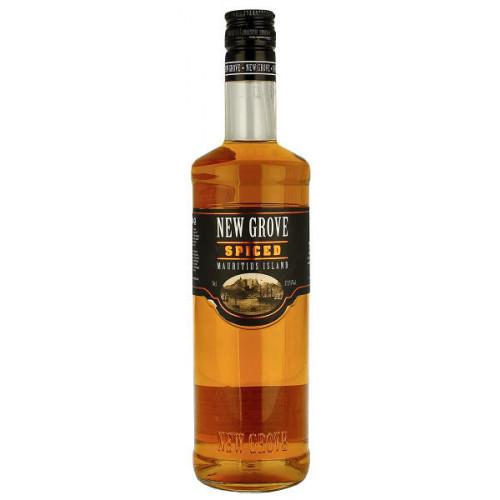 New Grove Spiced Rum