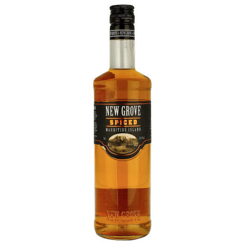 New Grove Spiced Rum