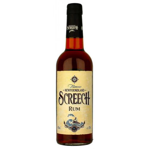 Newfoundland Screech Rum