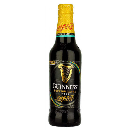 Guinness Foreign Extra Stout (Nigerian) 325ml