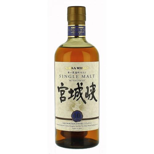 Nikka Miyagikyo 10yo Single Malt
