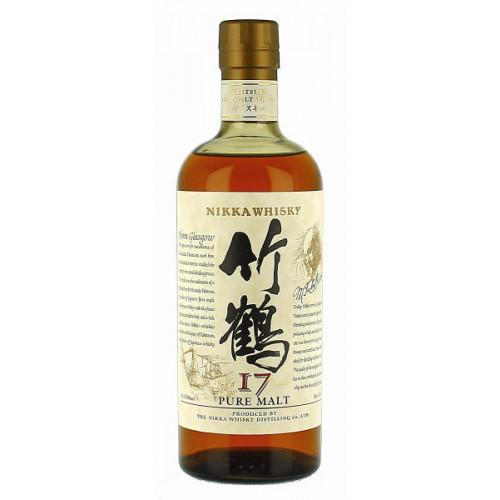 Nikka Taketsuru 17yo