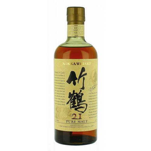 Nikka Taketsuru 21yo