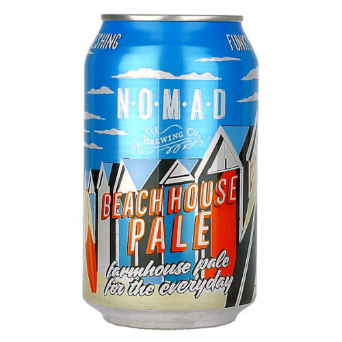 Nomad Beach House Pale Can (B/B Date End 09/19)