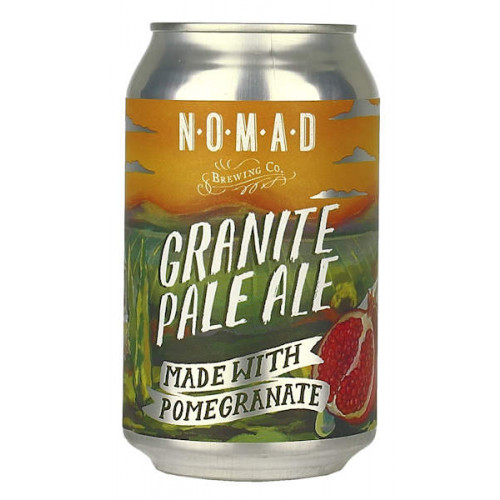 Nomad Granite Pale Ale Can (B/B Date End 09/19)