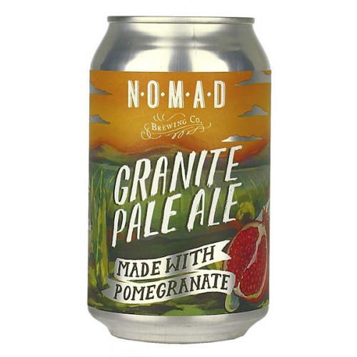 Nomad Granite Pale Ale Can