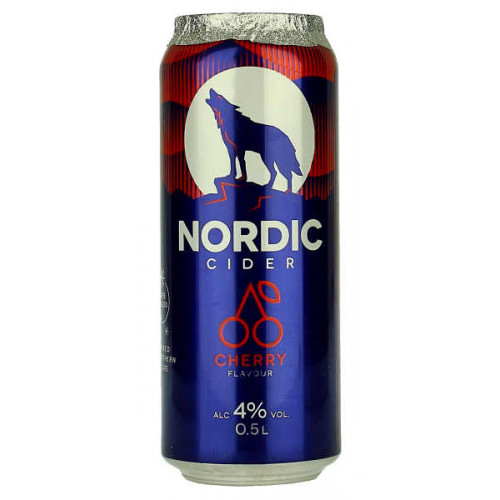 Nordic Cherry Cider