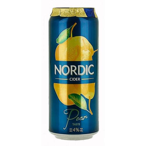 Nordic Pear Cider