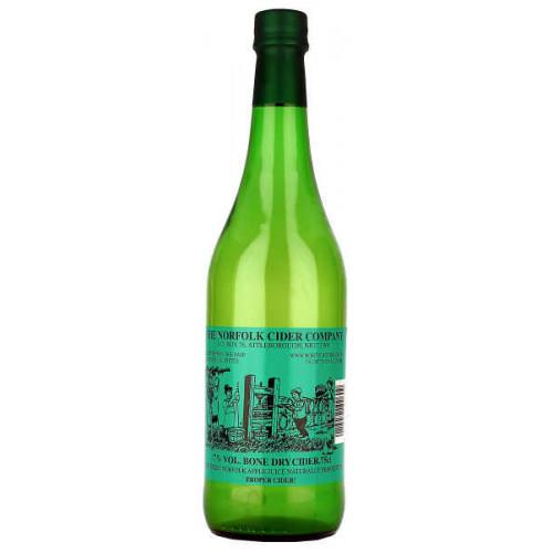 The Norfolk Cider Co Bone Dry Cider