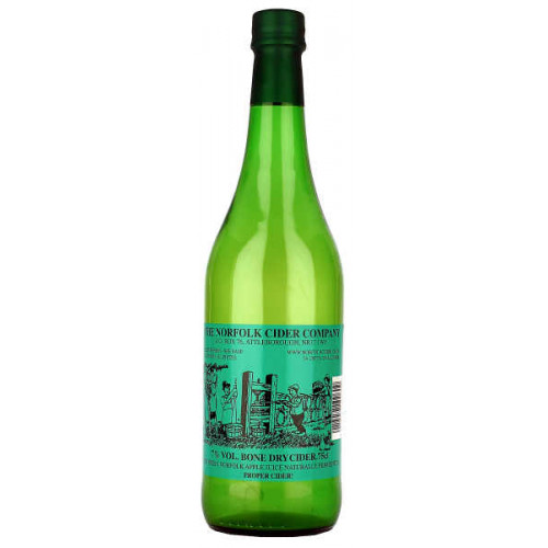 The Norfolk Cider Co Bone Dry Cider