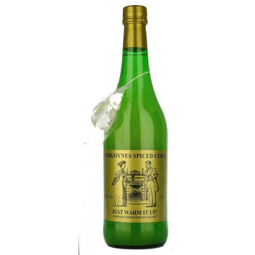 The Norfolk Cider Co Burgoynes Spiced Cider