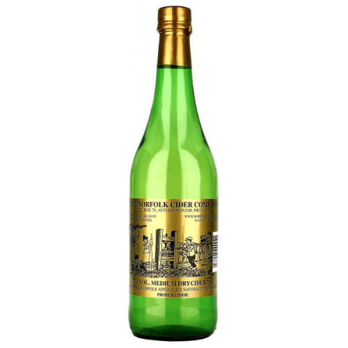 The Norfolk Cider Co Medium Dry Cider