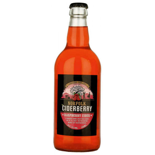 Kingfisher Farm Norfolk Ciderberry