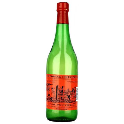 The Norfolk Cider Co Sweet Cider