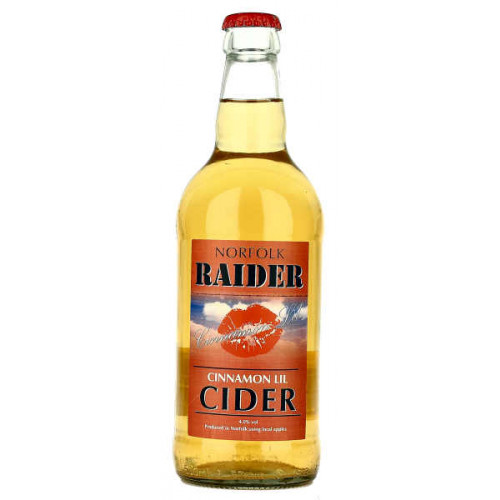 Norfolk Raider Cinnamon Lil Cider