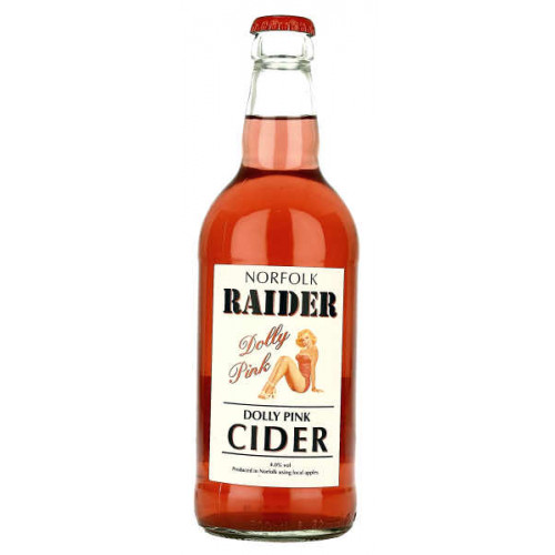 Norfolk Raider Dolly Pink Cider