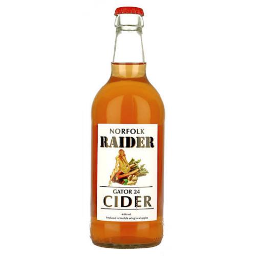 Norfolk Raider Gator 24 Cider