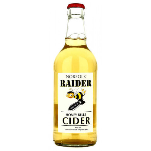 Norfolk Raider Honey Belle Cider