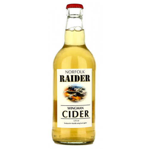 Norfolk Raider Wingman Cider