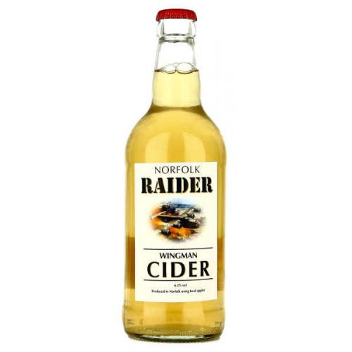 Norfolk Raider Wingman Cider