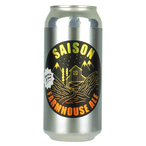 North End Saison Farmhouse Ale Can