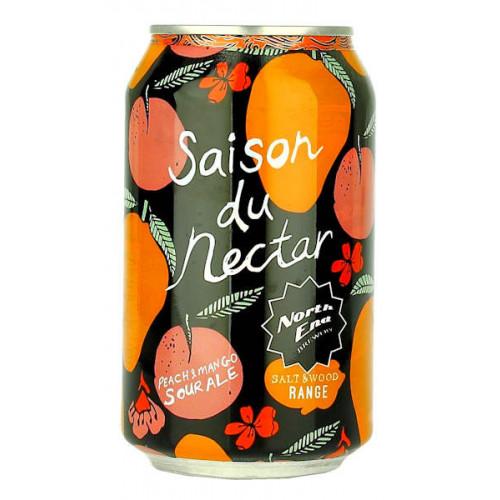 North End Salt and Wood Saison du Nectar Can
