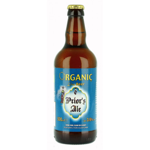 North Yorkshire Priors Ale