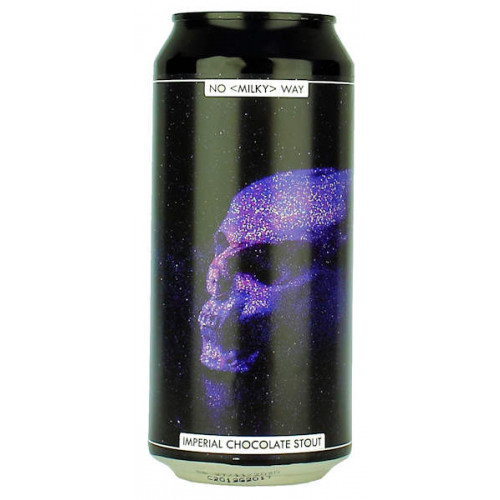 O Brother No <Milky> Way Imperial Stout Can