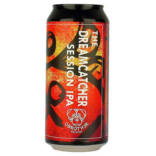 O Brother The Dreamcatcher Session IPA Can