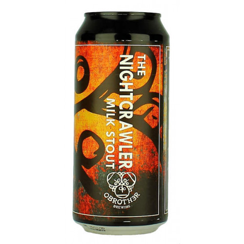 O Brother The Nightcrawler Milk Stout Can