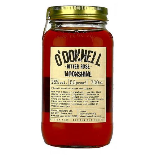 O'Donnell Bitter Rose Moonshine