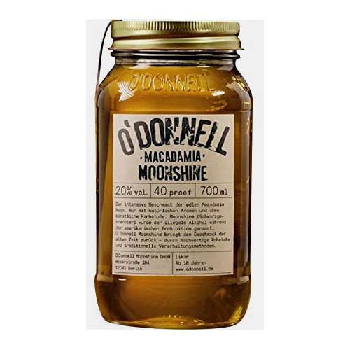 O'Donnell Macadamia Moonshine