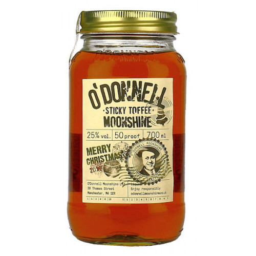 O'Donnell Sticky Toffee Moonshine