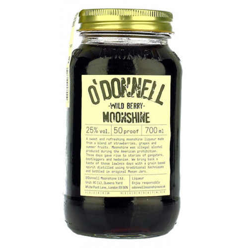 O'Donnell Wild Berry Moonshine