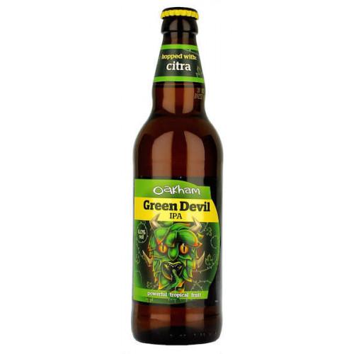 Oakham Ales Green Devil IPA