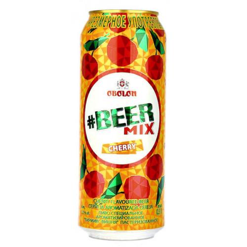 Obolon BeerMix Cherry