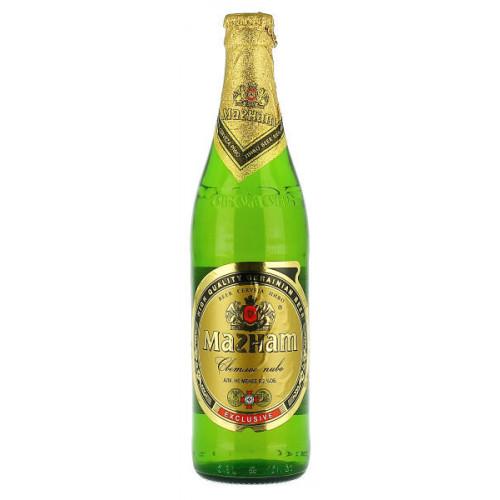 Obolon Magnat Light Beer (B/B Date 14/02/19)
